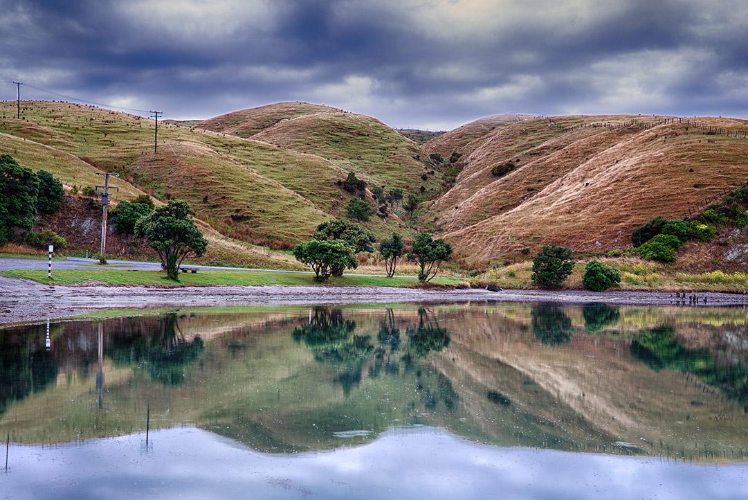 Soft Mana Hills